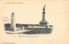 Env.sainte Menehould Monument De Kellermann A Valmy - Valmy