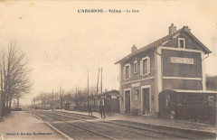 Valmy La Gare - Valmy