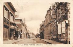 La Haye Pesnel Rue De Gavray - La Haye