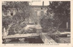 Maison Natale de M. R. Poincaré - Bar-le-Duc