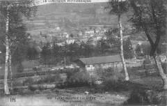 Saint Sulpice Lauriere Vue Generale - Laurière