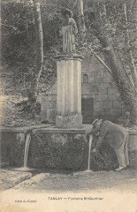 Tanlay Fontaine Saint Gauthier - Tanlay