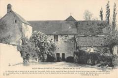 Noyers Sur Serein Moulin De La Ville - Noyers