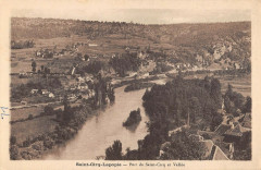 Saint Cirq Lapopie Port DeSaint-Cirq Et Vallee - Saint-Cirq-Lapopie