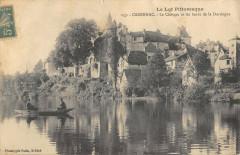 Carrenac Le Chateau Et Bords De La Dordogne 46 Lot