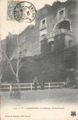 Castelnau Le Chateau Ouest 46 Lot