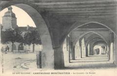 Castelnau Montratier Les Couverts Le Donjon 46 Lot