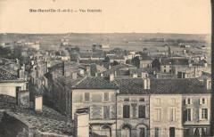 Sainte Bazeille Vue Generale - Sainte-Bazeille