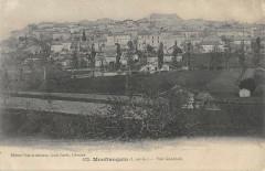 Monflanquin Vue Generale - Monflanquin
