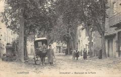 Chauriat Boulevard De La Poste - Chauriat