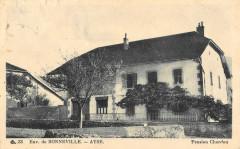 Environs De Bonneville Ayse (cliché pas courant - Bonneville