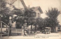 Seyssel Hotel Restaurant A L'Entree Du Val De Fier E.barril Proprietaire - Seyssel