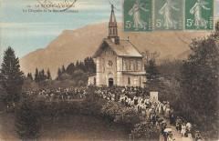 La Roche Sur Foron La Chapelle De La Benite Fontaine - La Roche-sur-Foron