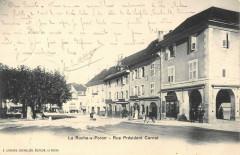 La Roche Sur Foron Rue President Carnot - La Roche-sur-Foron