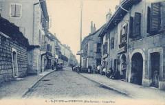 Saint Julien En Genevois Grand Rue - Saint-Julien-en-Genevois