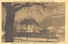 Villaz Pres Annecy Chateau De Bon Attrait Maison De Repos - Villaz