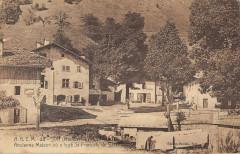 Sixt Ancienne Maison Ou A Loge St Francois De Sales - Sales