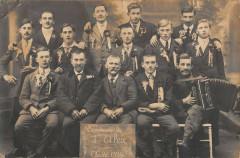 Carte Photo Commune D'Alex Classe 1924 Haute Savoie - Alex