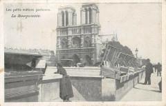 Les petits métiers parisiens - Le Bouquiniste - Paris 5e