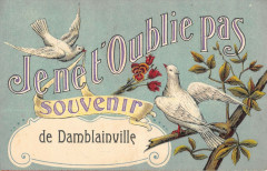 Souvenir De Damblainville - Damblainville