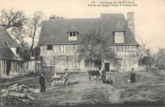 Environs De Trouville Ferme Du Grand Foyer A Tourgeville - Tourgéville