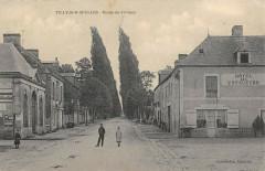 Tilly Sur Seulles Route De Juvigny - Tilly-sur-Seulles