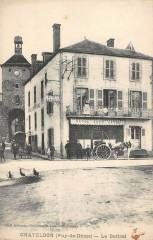 Chateldon Le Beffroi - Châteldon