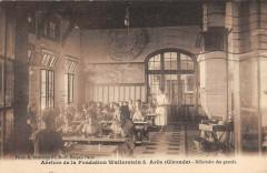 Aerium De La Fondation Wallestein A Ares Refectoire Des Grands - Arès