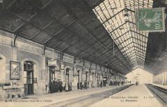Coutras La Gare La Marquise - Coutras