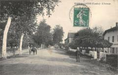 Port De Lanne L'Avenue - Port-de-Lanne