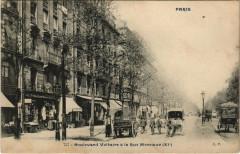 Paris 11e - Boulevard Voltaire a la Rue Mercoeur - Paris 11e