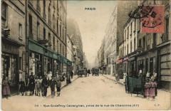 Paris 11e - Rue Godefroy Cavaignac - Paris 11e