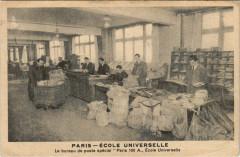 Paris 16e - Ecole Universelle - Le bureau de poste spécial - Paris 16e