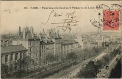 Panoramas du Boulevard Pasteur et du Lycée Buffon - Paris 15e