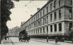 Paris 16e - Perspective du Lycée Janson de Sailly - Paris 16e