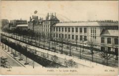 Paris 15e - Lycée Buffon - Paris 15e
