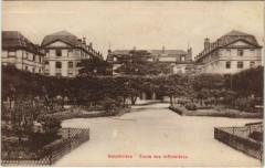 Paris 13e - Ecole des Infirmieres - Paris 13e