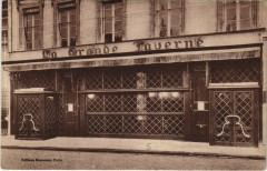 Paris 8e - Facade de la Grande Taverne - Paris 8e