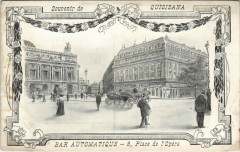 Paris 2e - Souvenir de Quisisana - Paris 2e