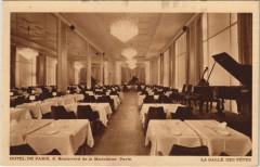 Paris 9e - Hotel de Paris - La Salle des Fétes - Paris 9e