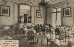 Paris 9e - Saloon Tea - Paris 9e