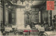 Paris 8e - Champeaux - Salon Pompéen - Paris 8e