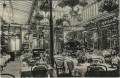Paris 17e - Champeaux - Jardin d'hiver - Paris 17e