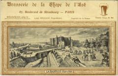 Paris 10e - Brasserie de la Chope de L'Est - Paris 10e