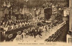 Paris 7e - Hotel du Palais D'Orsay - Paris 7e