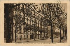 Paris 7e - Hotel La Bourdonnais - 111, Avenue de la Bourdonnais - Paris 7e