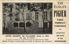 Paris 4e - Hotel Colbert de Villacerf - Paris 4e