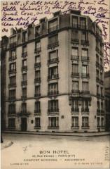 Paris 7e - Bon Hotel - Paris 7e