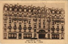 Paris 7e - Pont-Royal Hotel - Paris 7e