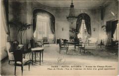 Paris 1er - Hotel Astoria - Avenue des Champs-Elysées - Paris 1er